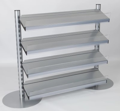 Wexford Retail Shelving Installations by Cleary Installations